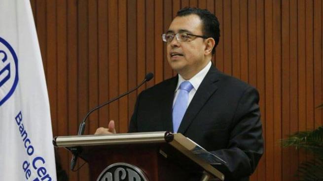Presidente del Banco Central de Reserva destaca desempeño de la economía salvadoreña