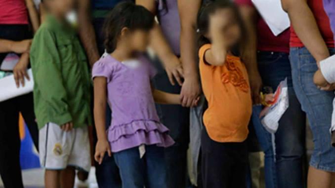 EEUU termina esta noche con el programa de Menores Refugiados de Centroamérica