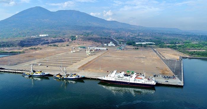 Presidente de CEPA asegura que no puede ser militarizar el puerto de La Unión