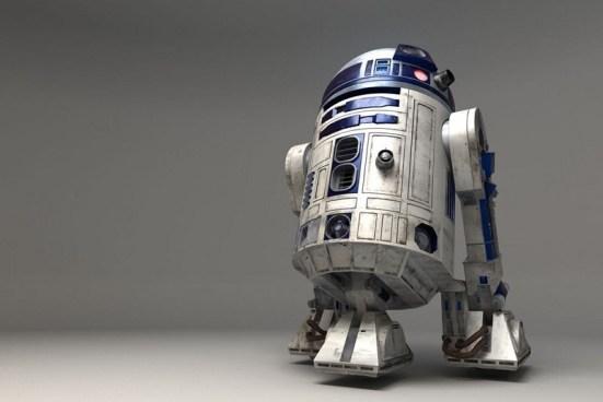 Subastan por más de $2.7 millones a robot utilizado en la saga de Star Wars