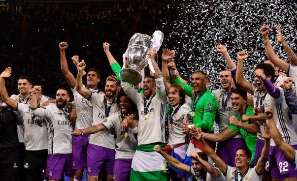 Real Madrid es Bicampeón de la Champions League