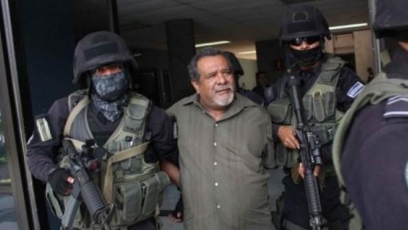 Raúl Mijango fue dado de alta y ya se encuentra en bartolinas de la División de Tránsito