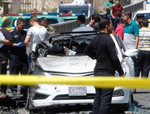 Al menos 31 muertos y más de 50 heridos tras atentados en Basora