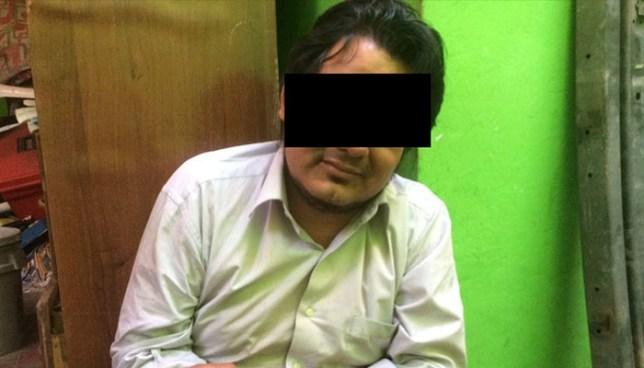 Conductor ebrio choca patrulla policial en San Pedro Perulapán, Cuscatlán