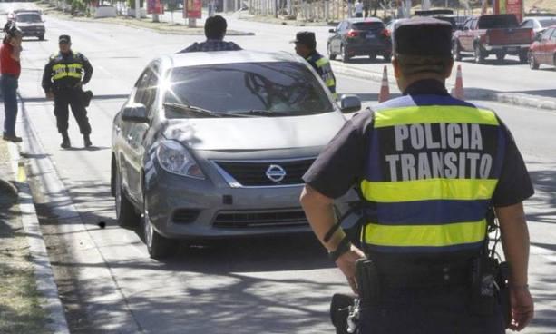 Policía detuvo a más 90 conductores temerarios durante periodo festivo