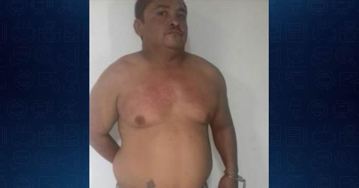 Cae pandillero cuya esposa tiene un cafetín en la subdelegación de la PNC de Zacatecoluca