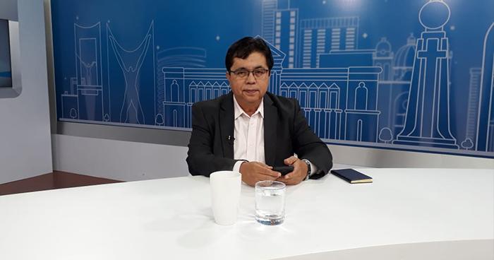 Roberto Lorenzana acusa a ARENA de planear retrasar la aprobación del presupuesto del próximo año