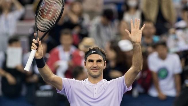 Roger Federer vence a Rafael Nadal y gana el Master de Shanghai