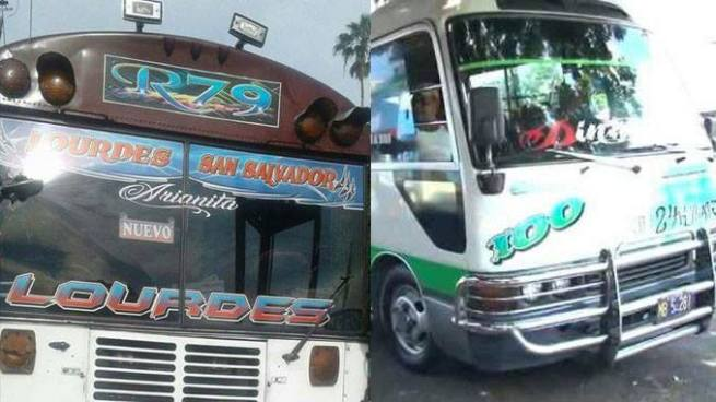 Rutas del transporte colectivo en paro de labores por amenazas de pandillas