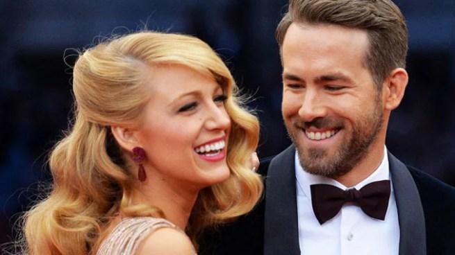 Ryan Reynolds comparte fotografía poco favorable de Blake Lively en Instagram