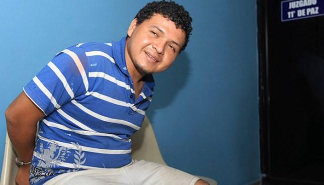 "Tribunal envía a prisión a Ronald Alexander López Hernández, ""El decapitador"""