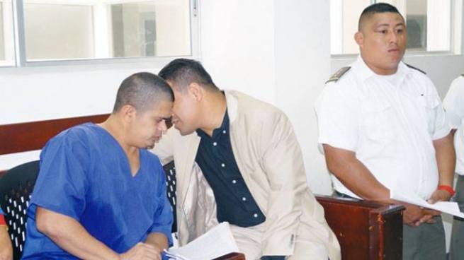 Pandillero salvadoreño enfrenta juicio en Nicaragua por tráfico de droga