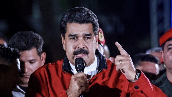 Estados Unidos impone sanciones económicas directas a Maduro