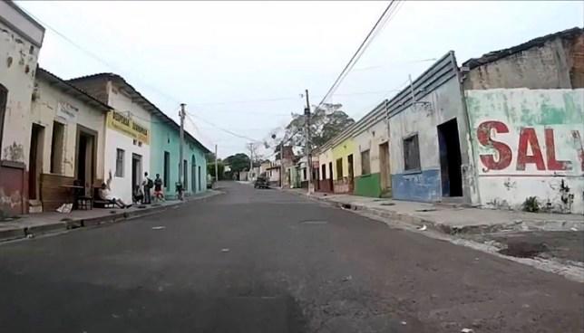 Habitantes denuncian a asaltante que opera en diversas colonias de la ciudad de Santa Ana
