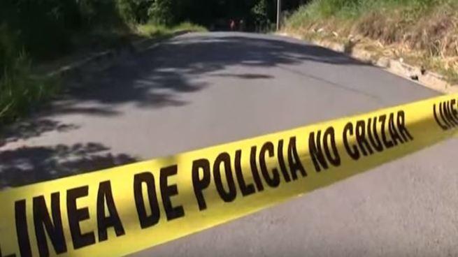 A balazos fueron asesinadas dos personas en Santa Ana