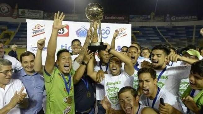 Santa Tecla se proclama campeón de la Copa El Salvador