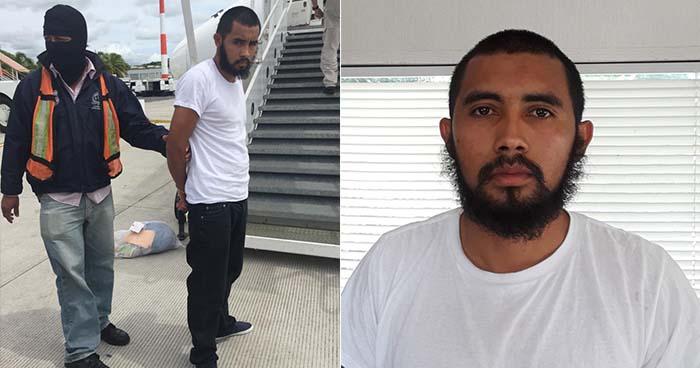 Deportan a pandillero que mató a una persona que no le pagó el dinero que le había prestado