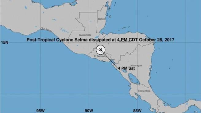 Selma desaparece durante su paso por territorio salvadoreño