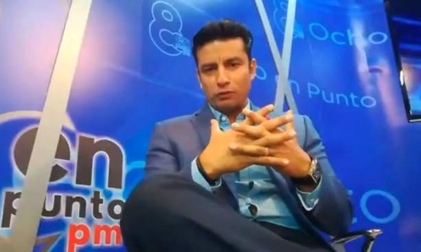 Sergio Méndez se va del programa 8 en Punto y este es su sustituto