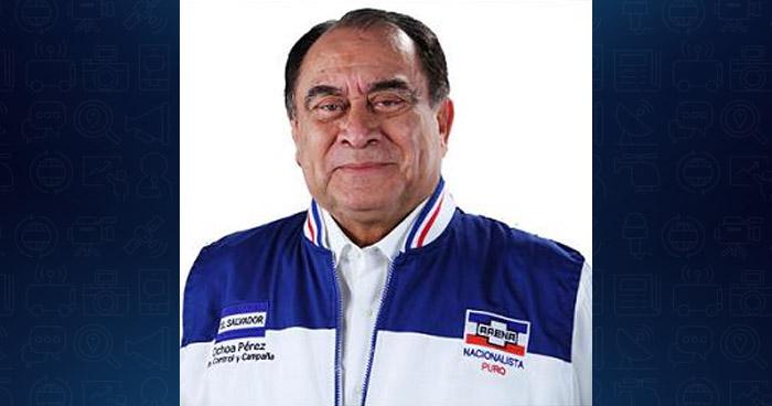 Ex embajador arenero, Sigifredo Ochoa Pérez, acusado por peculado