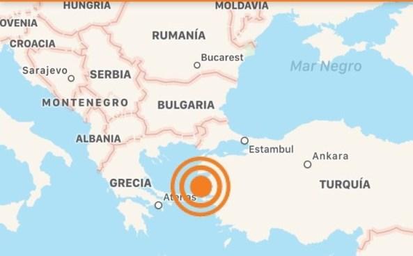 Terremoto de magnitud 6,3 sacude a Turquía