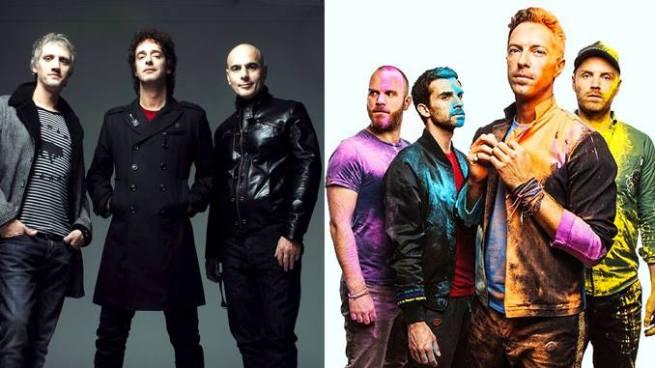Colplay rinde tributo a Soda Stereo con su tema 'De Música Ligera' en Argentina