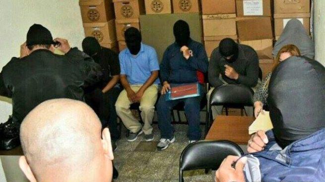Envían a prisión a soldados y policías vinculados al saqueo de casas en Tonacatepeque