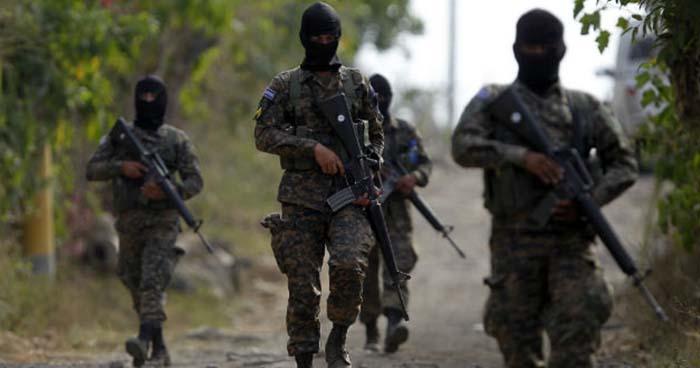 Soldado se dispara accidentalmente mientras realizaba una guardia en Cojutepeque