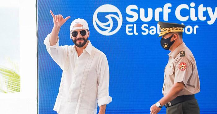 Hoy inicia la competencia en el ISA World Surfing Games 2021