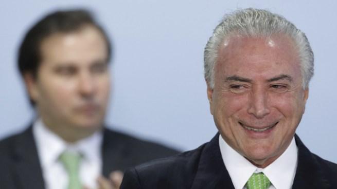 Justicia de Brasil decide no derrocar al presidente Michel Temer