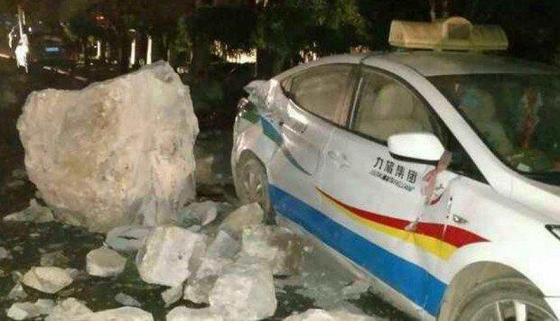 Fuerte terremeto en China deja a 4 muertos y decenas de heridos