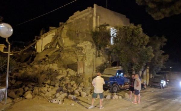 Al menos dos fallecidos en terremoto que sacudió isla italiana de Ischia