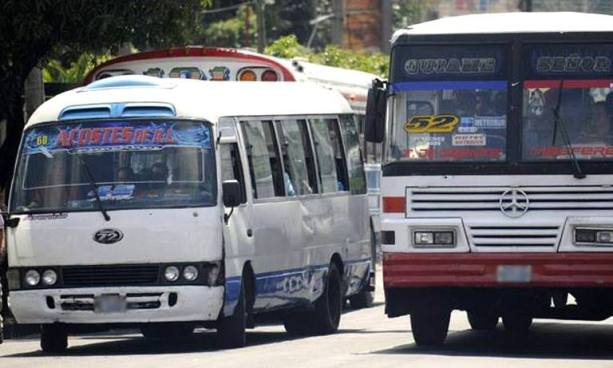 Diputados sin definir ampliación del subsidio al trasporte público