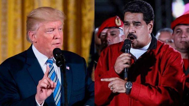 Trump responsabiliza a Maduro de la seguridad y salud de López y Ledezma
