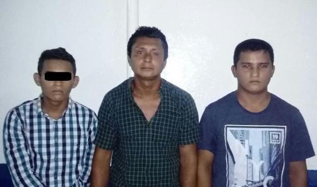 Capturan a tres asaltantes que operaban en los alrededores de la UES