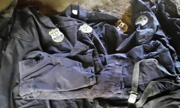 Condenan a mareros que tenían en su poder uniformes policiales y municiones de grueso calibre