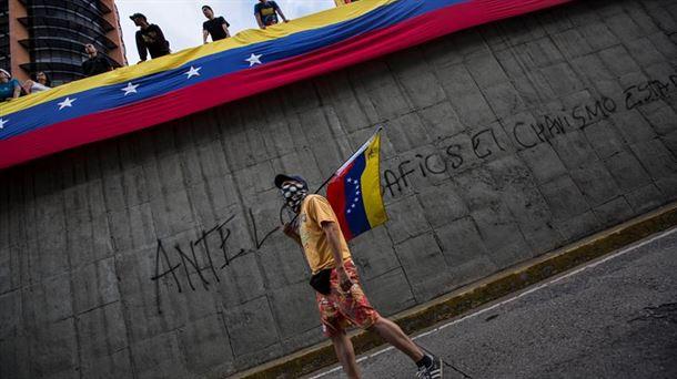 Tres muertos y varios detenidos tras el paro de 48 horas en Venezuela