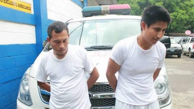 Capturan en Sonsonate a dos hombres acusados de violar y embarazar a dos menores