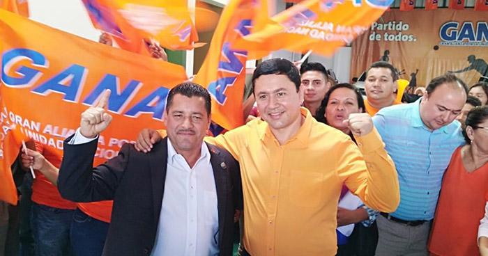 Will Salgado confía en ganar la presidencia en primera vuelta