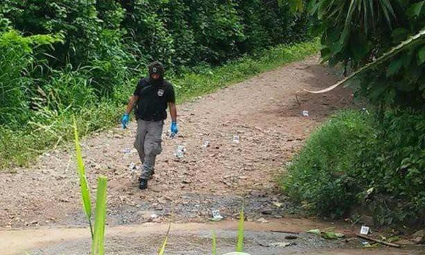 Matan a catedrático que fue privado de libertad en cantón Belén, Metapán