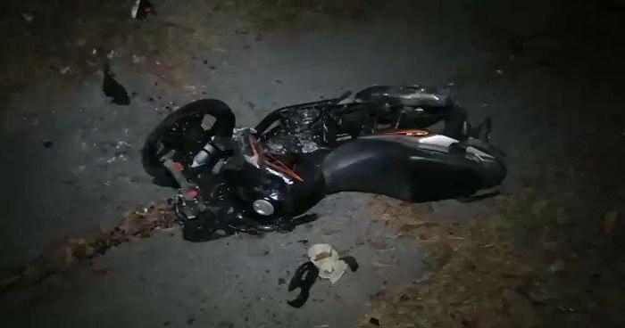 Agente de la PNC muere en accidente de tránsito en carretera de Oro