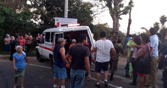 Sube a 8 el número de fallecidos tras accidente en Chiltiupán, La Libertad