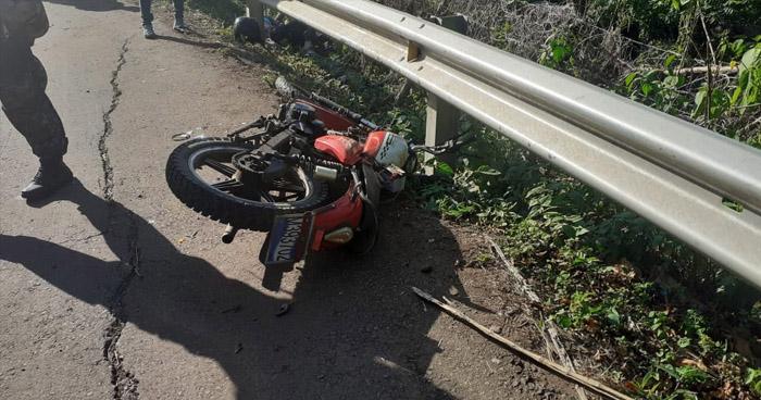 Un fallecido y otro lesionado tras accidente en carretera Litoral