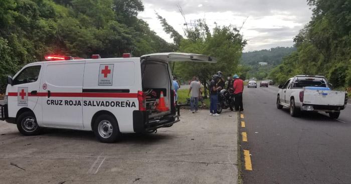 Tres lesionados tras dos accidentes de tránsito en carretera Panamericana