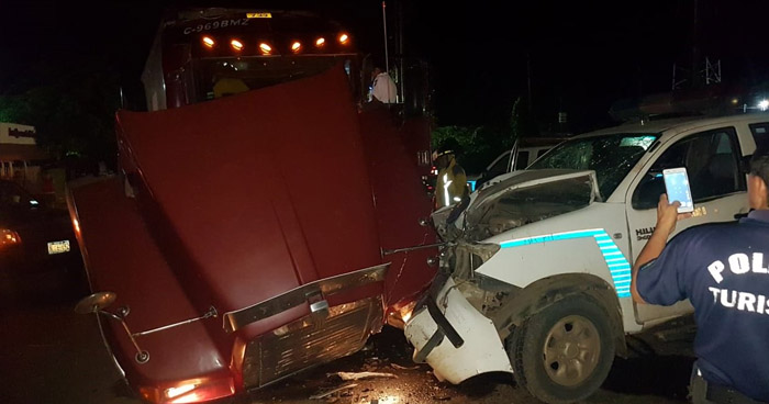 Más 800 conductores ebrios han sido capturados en lo que va del 2018