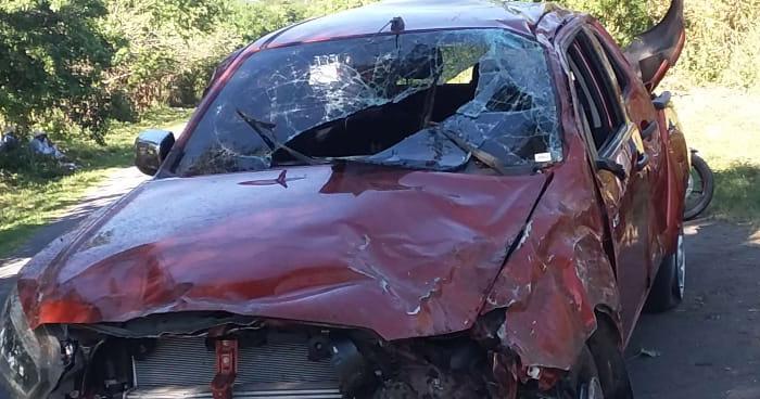 Mujer en labor de parto muere en accidente de tránsito cuando era trasladada a un Hospital