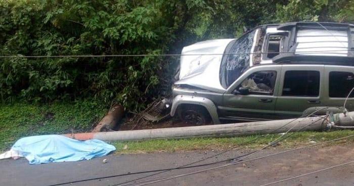 13 personas murieron en accidentes de tránsito durante Vacaciones de Agosto