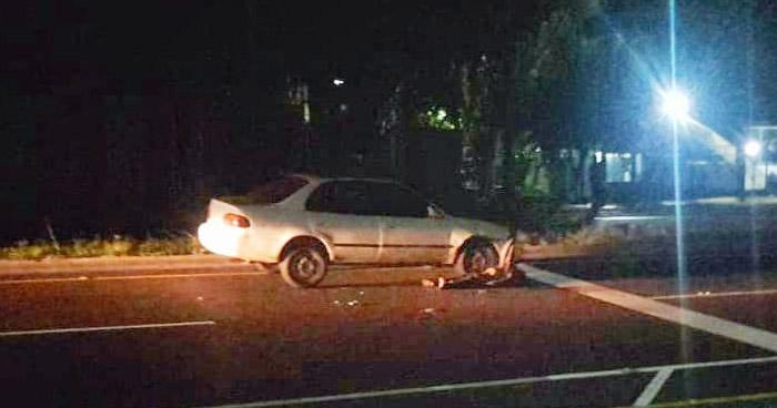 Hombre muere al ser arrollado en carretera Panamericana, San Miguel