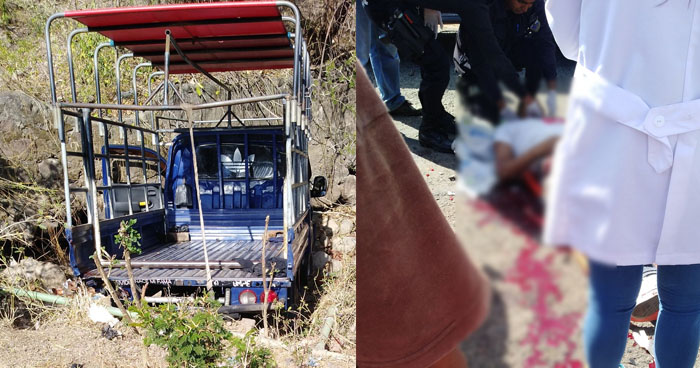 Un fallecido y 11 lesionados tras accidente en carretera a San Pablo Tacachico, La Libertad