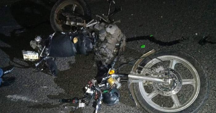 Un fallecido y tres lesionados tras accidentes en Santa Ana